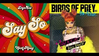 Say So Boss B*tch - Doja Cat ft, Nicki Minaj (Mashup)