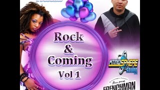 SELECTA REGULA - ROCK & COMING VOL 1.  APR 2015