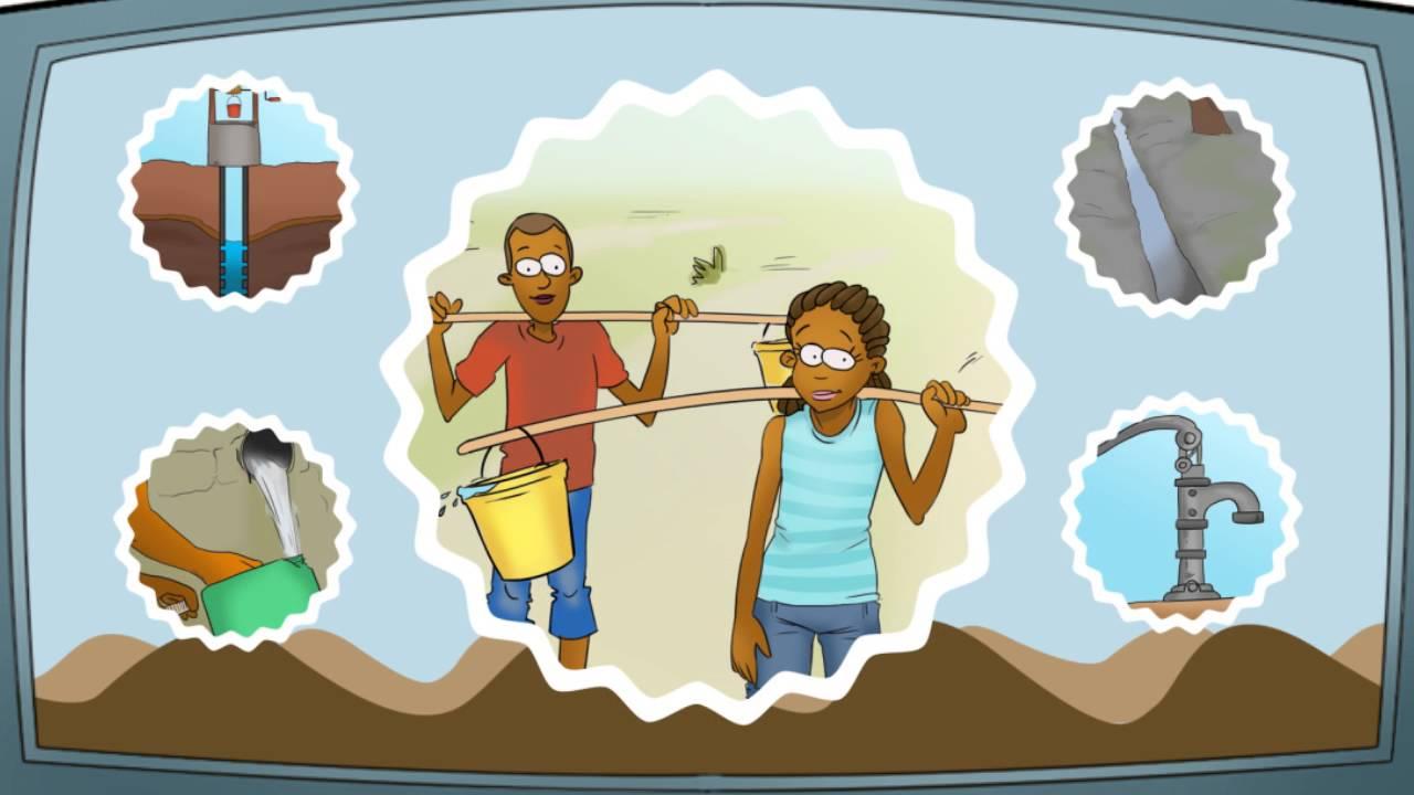 Serie de animaci n escuela del agua cap tulo 3 ahorro for Ahorro de agua