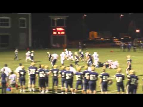 Cary Christian School Varsity Football 2012 Highlight Video
