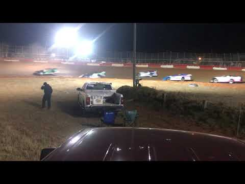 604 Crate Late Models at Screven Motor Speedway
