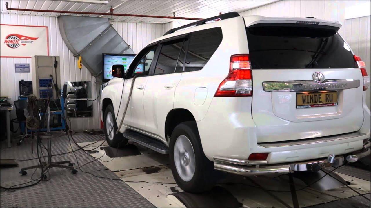 тюнинг Toyota Прадо 150 дизель