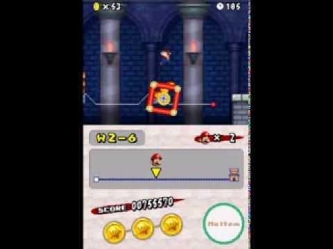New Super Mario Castle - Final Trailer - NSMB Hack