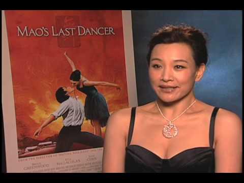 Mao's Last Dancer star Joan Chen