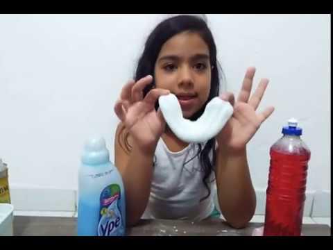Slime de detergente e amaciante. Qual a massinha melhor  - YouTube 1d63fbb226c09