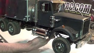 JRP RC - A Look At My King Hauler 6X6 Dump Truck