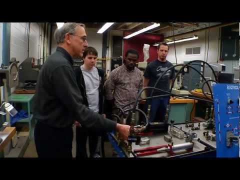 Mechanical Engineering Technology Program at Tri-C