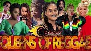 Reggae Mix DEC 2019 Queens of Reggae Queen Ifrica,Etana,Koffee,Alaine,Marcia Griffiths,Cecile,Jah9 &
