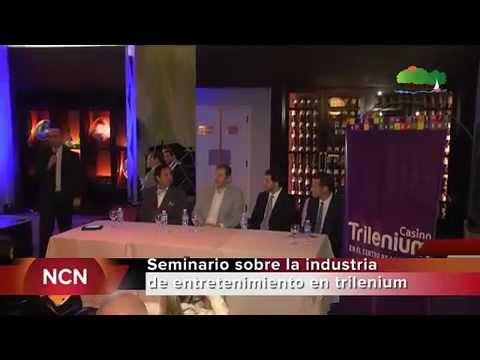 Seminario sobre tendencias en la Industria del Entretenimiento
