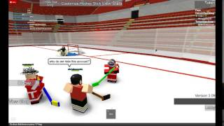 (HHCL Roblox Hockey) Part 2