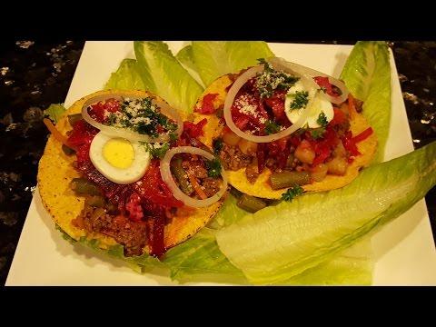 Receta de enchiladas hondureñas   Doovi