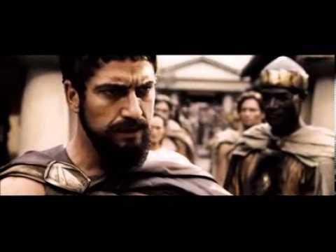 o filme 300 esparta