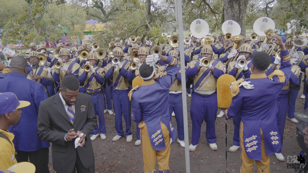St  Augustine Marching 100 | Middle Child by J  Cole | Endymion 2019