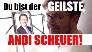 """Nils Heinrich: """"Du bist der Geilste, Andi Scheuer!"""""""