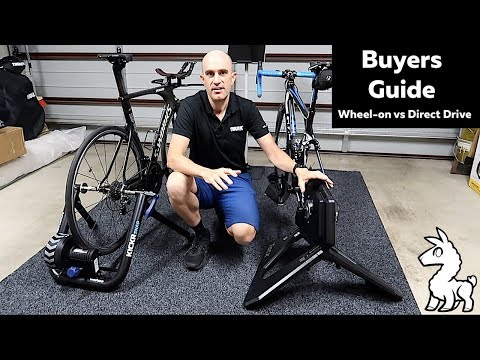 Smart Trainer Buyers Guide: Wheel-On or Direct Drive?