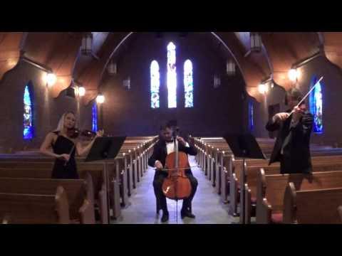 "Arco Music Trio - J. Pachelbel ""Canon"""