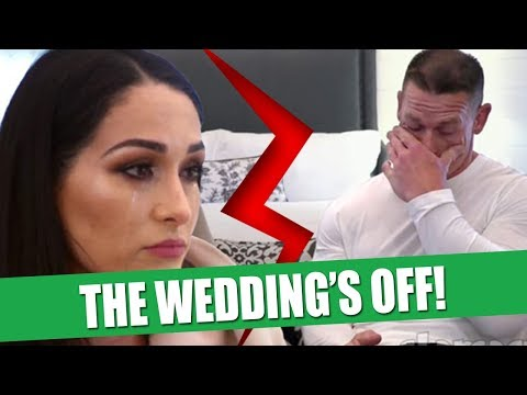 John Cena & Nikki Bella Split Up After 6 Years!