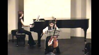 Cello Concerto No.5 in G Major Mov.1