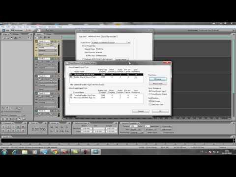 Gravando com Adobe audition 3.0