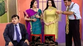 Gujarati Hilarious Drama - Patta Ni Jod - Part 10 Of 12 - Sanat Vyas - Chitra Vyas