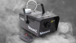 Beamz S700 Smoke Machine 700W DJ Party Professional Club Stage Effect