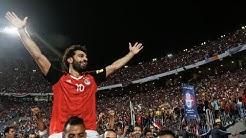 Grenzenloser Jubel: Salah schießt Ägypten zur WM