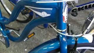 Купить Велосипед Круизер Schwinn Hollywood(Адрес: пр. Просвещения, 87. тел. 531-58-55 www.trenager.com ТРЕНАЖЕР КОМ ..., 2011-05-27T08:49:40.000Z)
