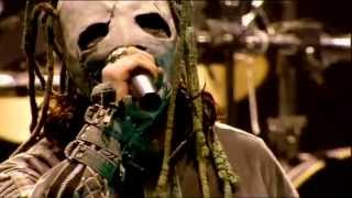Slipknot Disasterpieces - Official Music Video Live 720p