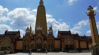 Отдых в Тайланде Обзор храма Рамы 10 сына короля острова Пхукет