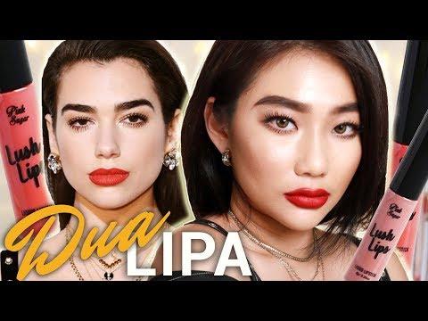 EASY DUA LIPA Makeup Look Using A LOCAL Brand | Raiza Contawi