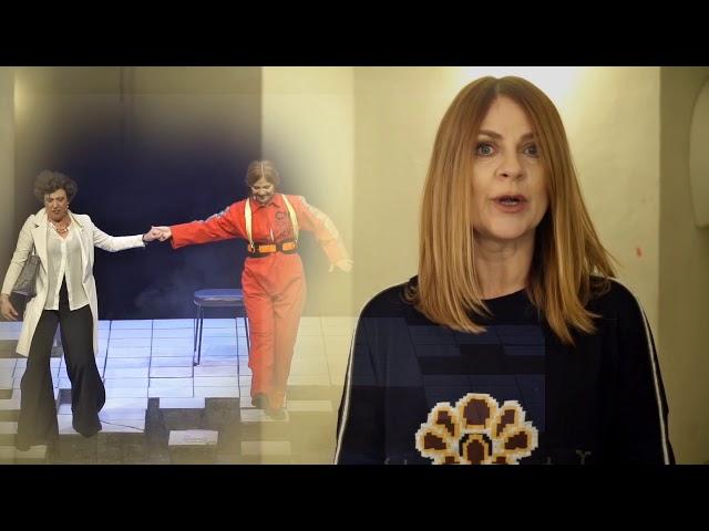 SALA UMBERTO - MARINA MASSIRONI intervista