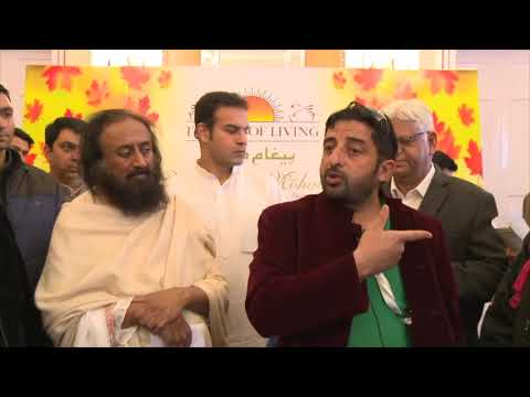Kashmir Valley Resident Shares Experience | Paigam-E-Mohabbat 2018 (2 of 6)