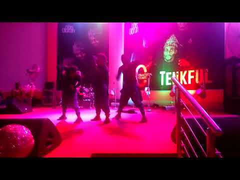 Cymbals Dance Crew Ministering @ BOIS OLORUN's 10th Year Anniversary | #TENKFUL