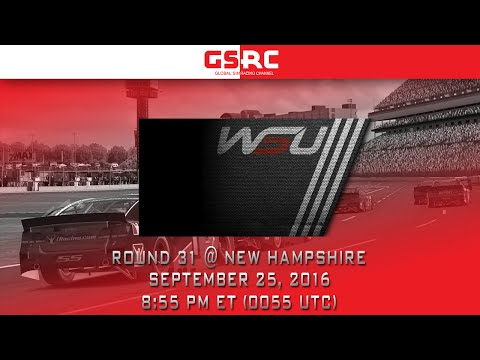 WSU Motorsports Cup Series - 2016 Round 31 - New Hampshire