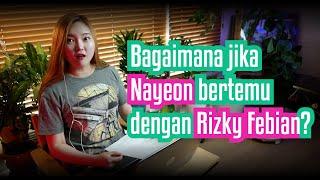 🇰🇷[Reaction Org Korea SUB:IDN]🇲🇨 Rizky Febian & Ziva Magnolya - Terlukis Indah