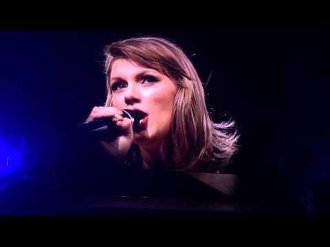 Clean Speech - Taylor Swift - Kansas City 9/22/2015