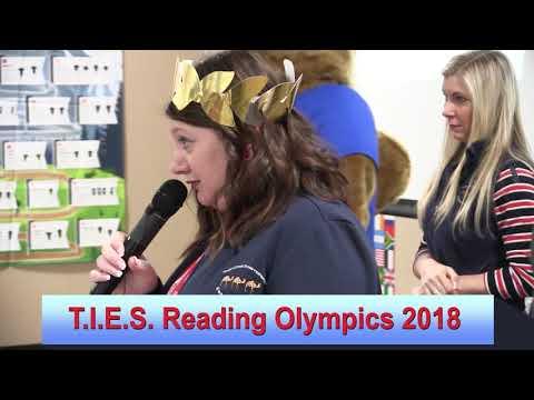 Twin Cities International Elementary School  Reading Olympics 2018