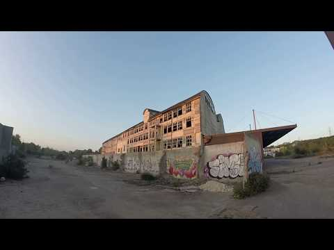 Urban Exploration - Fertilliser Factory, Suffolk.