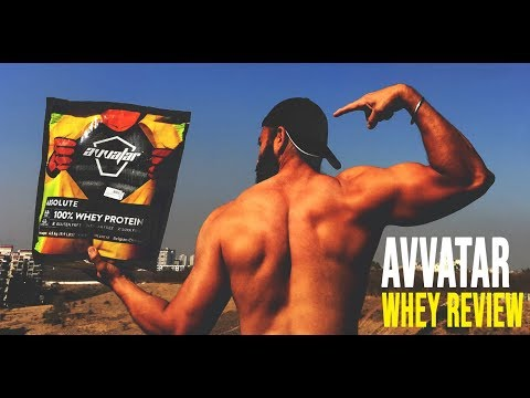 Avvatar Whey Protein Review (Hindi) - By Manjeet Moharil