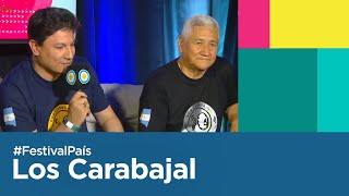 Entrevista a Los Carabajal en el Festival de Jesús María 2020 | Festival País