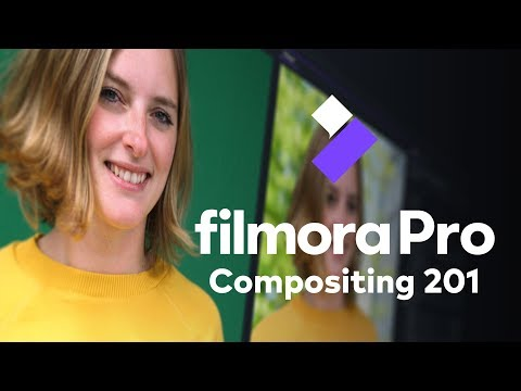 Compositing 201: Key Out GREEN SCREENS & More! | FilmoraPro Tutorial