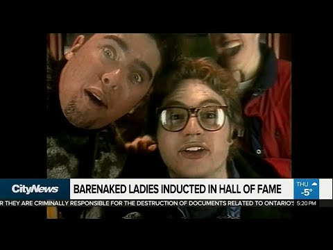 Barenaked Ladies: From Speakers Corner to the Hall of Fame