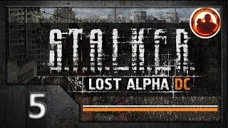 видео Прохождение Lost Alpha