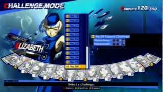 Persona 4 Arena: Elizabeth Challenge #30