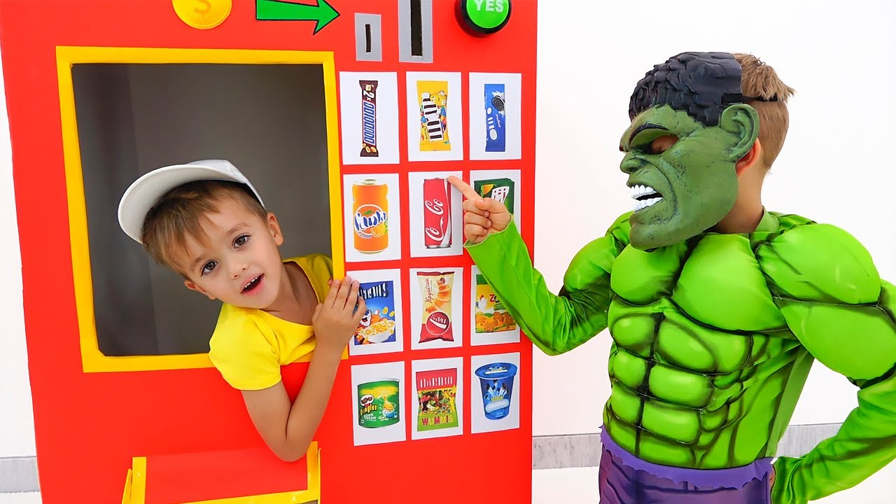 Download Vlad and Niki dress up costumes and play - kids toys stories
