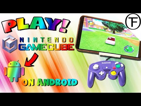 Play GAMECUBE And Wii GAMES On Android (Phone/Tablet) - NO ROOT 2019