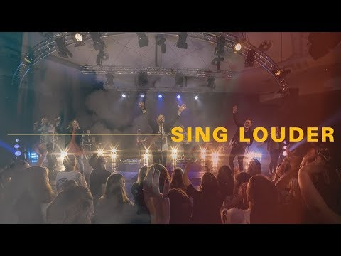 Sing Louder - Recorded Live at C3 Church Oxford Falls