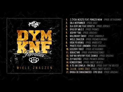 16. DYM KNF - Żałuję - Daniel Solo (prod. Emcet Beatz)