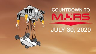"""Say """"Bon Voyage"""" to our Mars Perseverance Rover!"""