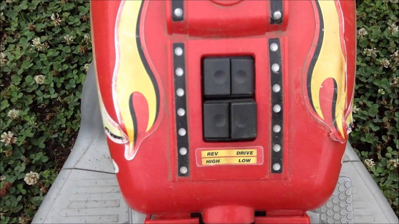 how to repair fix harley davidson motorcycle power wheels 12 volt troubleshooting [ 1280 x 720 Pixel ]
